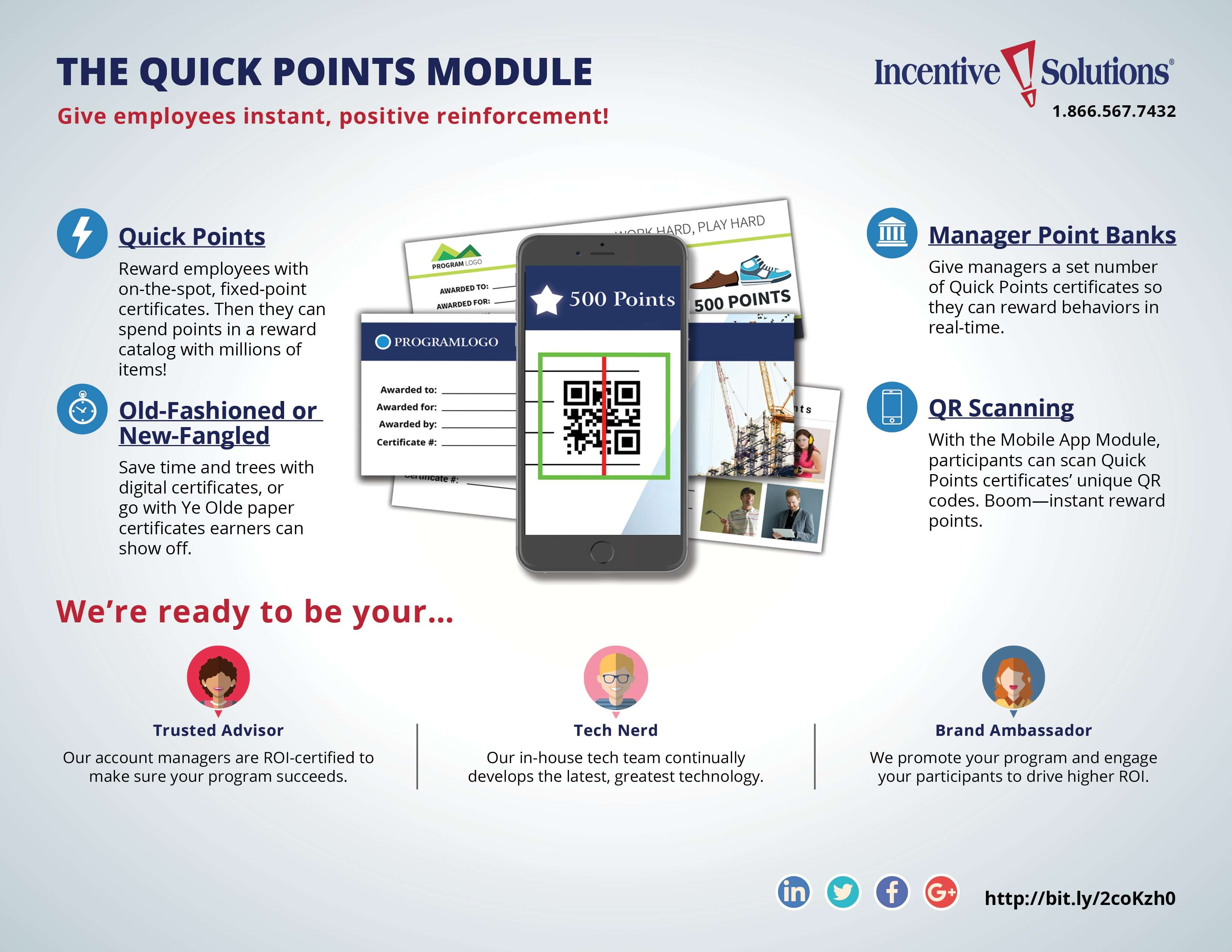 Quick Points Employee Motivation Incentive Solutions Incentive