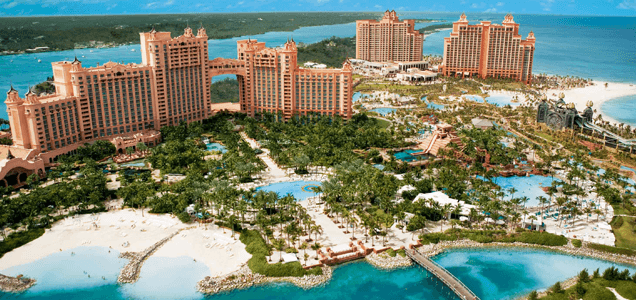 Atlantis Paradise Island Resort, The Bahamas