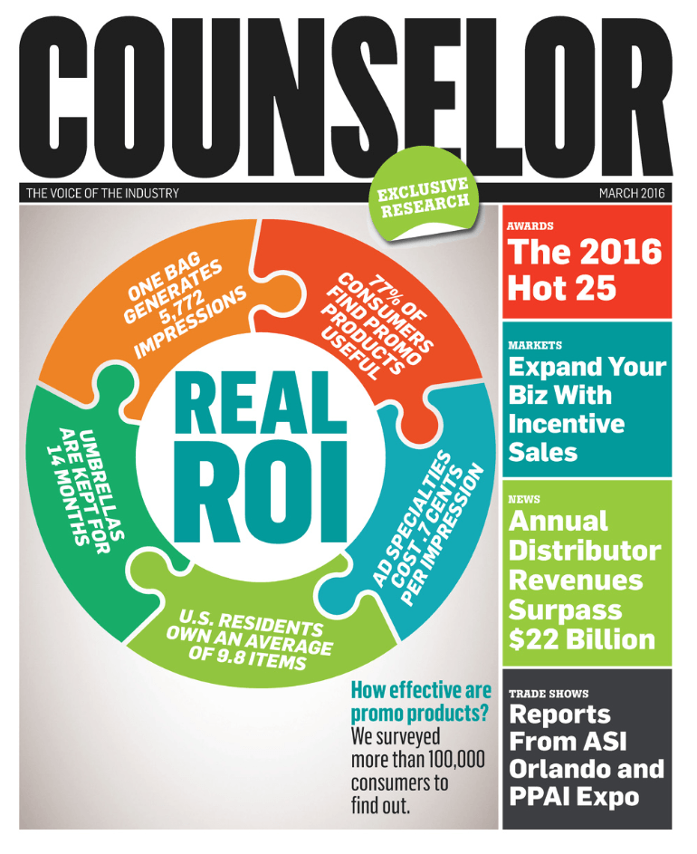 councelor magazine cover