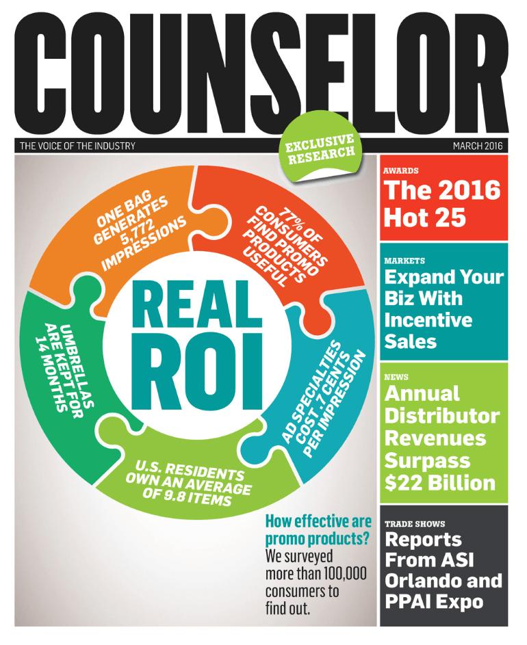 councelor magazine cover