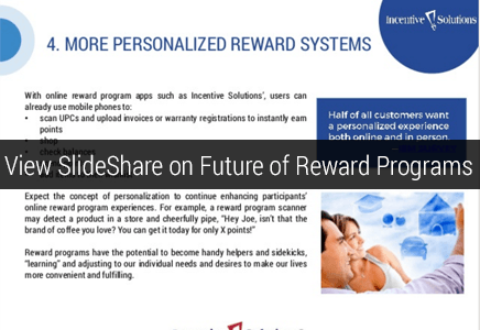 SlideShare---Future-of-Online-Reward-Programs