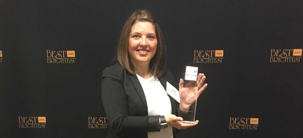 Incentive Solutions wins Atlanta's Best Brightest award