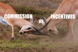 commission v incentives