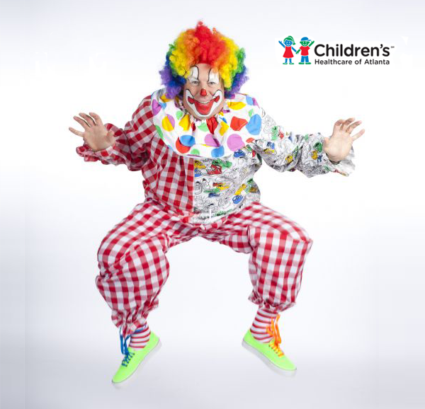 Atlanta Holiday Charities - Mark Herbert Distinguished Clowns