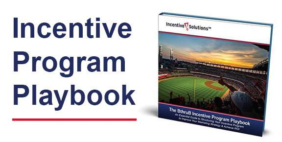 incentive program playbook