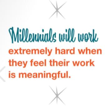 Incentives for Millennials