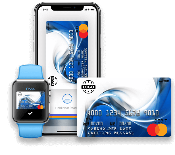 branded debit card rewards