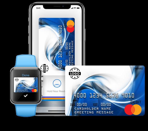 branded debit card rewards