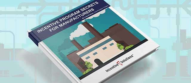 Manufacturer Incentive Program Ebook