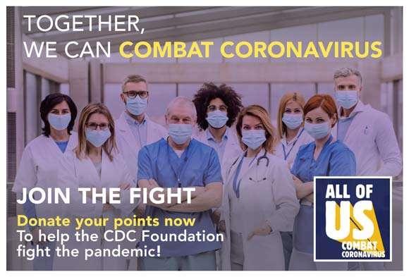 Combat Coronavirus