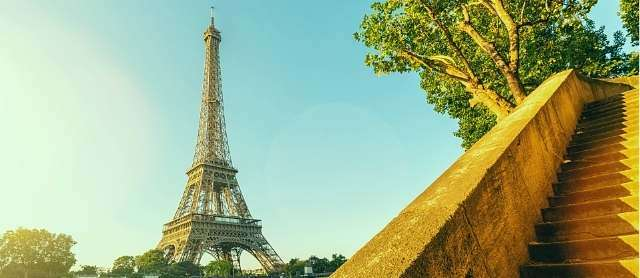 paris incentive trip
