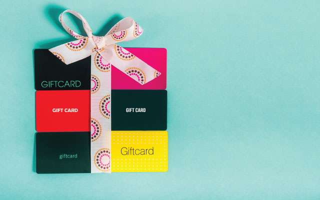 Rewards Image Gift Cards